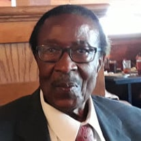 Deacon Frank Johnson, Sr.