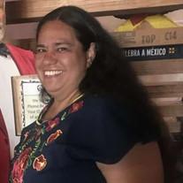 Guadalupe Araceli Olivas Atayde