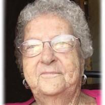 Elizabeth Annell Nuszbaum Daniel, Collinwood, TN