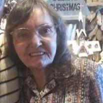 Sally Irene McCarty