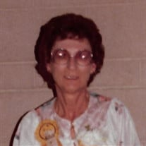 Eunice M. Young