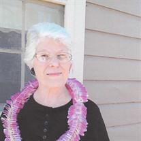 Mary Elizabeth Watts