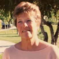 Sharon Martha Yates Halladay