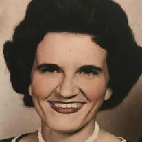Martha Lorilla Barlow