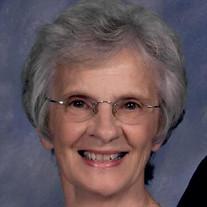 """Elizabeth """"Betty"""" Janice Shoemaker"""