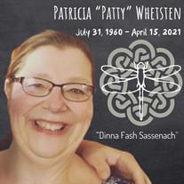 "Patricia ""Patty"" Whetsten"