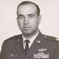 Lt. Col., Dr. John William Rago, Sr., USAF, Retired