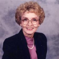 Betty Louella Burcham Hickman