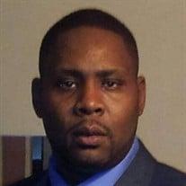 Mr. Gregory Jerome Hall, Jr.