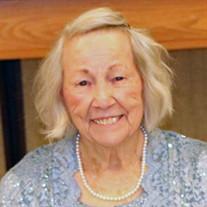Barbara Jean Ward Robinson