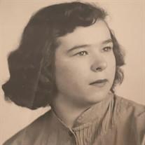 Joan Emma McCoy