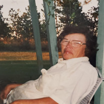 Mrs. Lillian Harris Curry