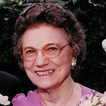 Lillian Luedeke Prebilsky