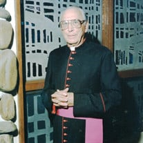 Monsignor William Wehle DuBois