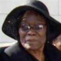 Mrs. Edna Singletary Fulton