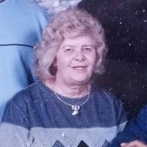 "Mrs. Martha ""Shelby"" Jean Duncan"