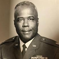 Lt. Col. Collins Jackson, Ret.