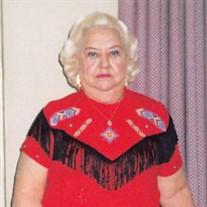 """Ruth """"Juanita"""" Livers"""