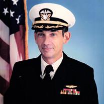 """Captain Charles W. """"Skip"""" Ryland USN, SC Retired"""