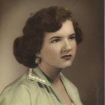 Barbara Louise Bell