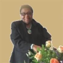 Mrs. Hopesena Byrd Edmond