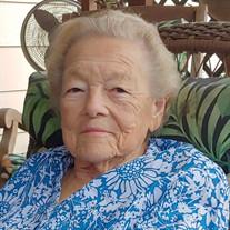 "Mrs. Rochella ""Lou"" Marie Hebert Gisclair"