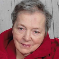 Patricia Louise Mahas