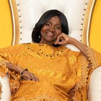 Mrs Marjorie Yvonne Allen