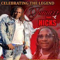 Mr. Jamarr Hicks