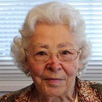 Doris Catron Woodward