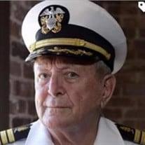 Capt. Frederick Francis Briand USN (Ret.)