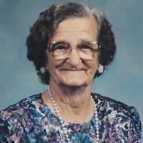 """Gertrude """"Gertie"""" Anna Hemphill"""