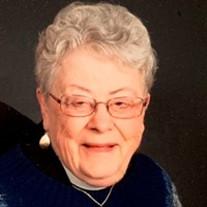 Rev. Catherine Jane McDonald