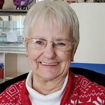 Anita M. Hogan