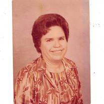 Olive Nelita Miller Bush