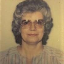 Ruby LaVerne O'Connor