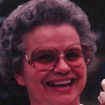 Mrs. Evie Bartlett
