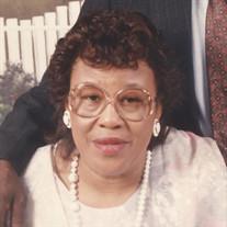 Mrs. Mary Dell Mangum