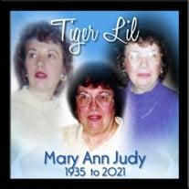Mary Ann Judy