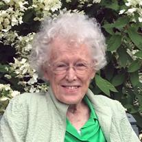 Mrs. Bernice Emma Youngren