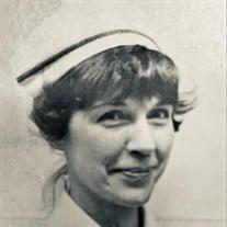 Sylvia Ann Krafft