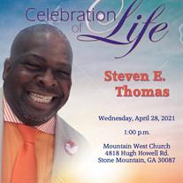 Steven Eugene Thomas
