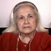 Nancy E Cordero