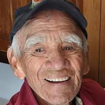 """Francisco """"Kiko"""", """"Tejano"""", """"Tex"""", """"Pa"""", """"Grandpo"""" Ortega"""