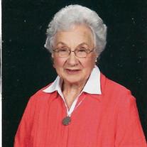 Isabelle Sophia Bawden Weidman