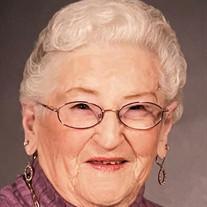 Margaret Elizabeth Weldon