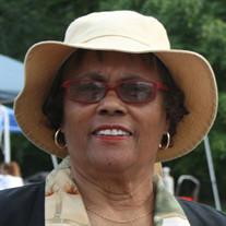 Jeanette Delores Billups