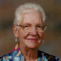 Mrs. May Agnes Trimble