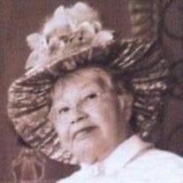 Peggy Ann Crozier