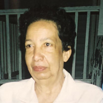 Mrs. Aura E. Salvador